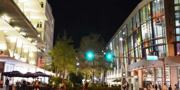 Lincoln Road Night View