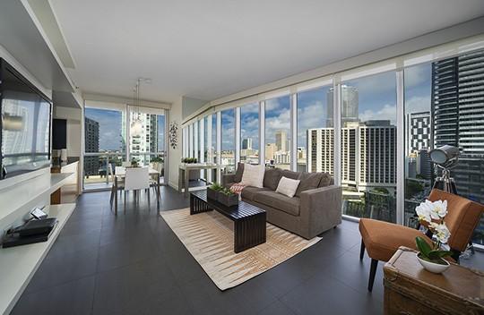 Icon Residences Miami   Sunnyside Oceanfront Resort and Living