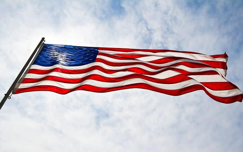 The American flag is a symbol of so many things.