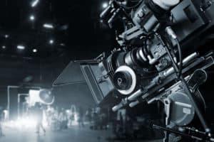 Black Camera at Film Festival