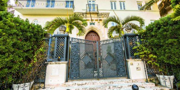 Versace mansion at ocean drive
