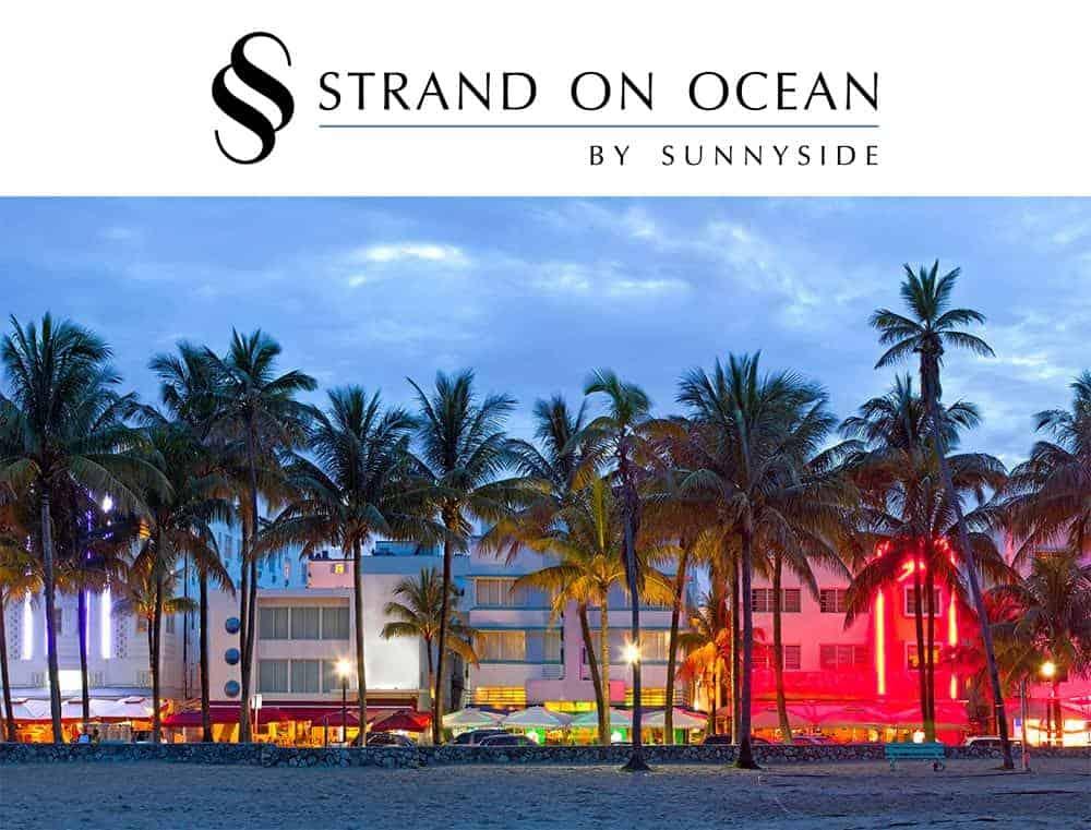 Strand On Ocean